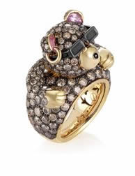 Bague animal - de GRISOGONO